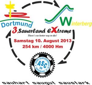 Radmarathon 2013 bunt