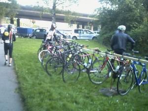 Fahrradbereich aussen 2