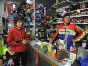"""Kuchen, Tee und kalte Getränke bei """"Radsport Noll!"""""""