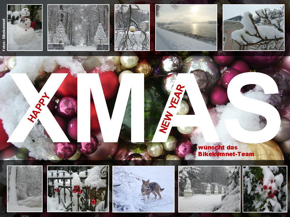 Weihnachtscollage 2013