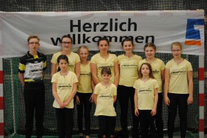 Gruppenbild Wettkampf Hochheide